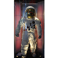 kennedy space center florida nasa astronaut spacesuit reflections