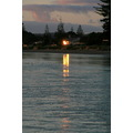 orewabeach orewa beach sunrise reflection