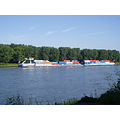 Germany Frenchman river Rhein Rhine boat boats ship container