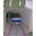 Antalya Turkey Titreyengol manavgat side monorail train