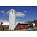 upstate newyork road lafayette apple festival farm barn people