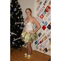 BEX DID A GREAT TINKERBELL TO SEE THE NEW YEAR IN