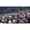 Hellfest fest turbonegro crowd metal