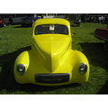 40 1940 Willy Coupe Car Auto Classic Hot Rod