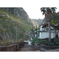 2008 portugal madeira saojorge calhau old royal way view green mountains houses