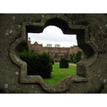 32. ...our final look at Charlecote Manor through the lacy wall.