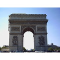 Arc de triumph Paris