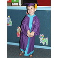 My big boy had his kindy Christmas concert & first graduation last night (at 4.5yrs)