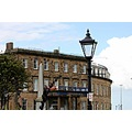 england fleetwood architecture lamppost