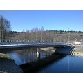 Newbridge River Viskan Bors Sweden
