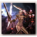 tera online open beta character screen selection castanic
