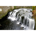 hawes north yorkshire waterfall