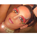 last makeup job the Flower