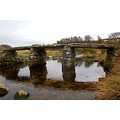 clapper bridge postbridge dartmoor devon
