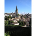 Saint Emilion vista general