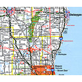 grothman district20 district 20 senate area highway map wisconsin