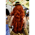 mermaid parade coneyisland brooklyn newyork people hair