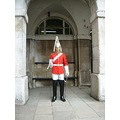 Guardsman on duty Whitehall June 2006