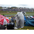 Donington Park 09.31 Just under 3 hours to go till it`s race time. Of course it`s raining. Most f...