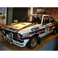 National Motor Museum Beaulieu Hampshire Top Gear car exhibition ford escort