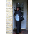 Friday 26th October - Marianne picked up the keys for her first home and we helped her move her t...