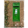 Postbox Green Ballyfinnane Kerry Ireland Peter OSullivan