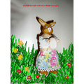 Easter Bunny Photo Chain Game