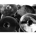 cook pots pans home kitchen catalonia barcelona