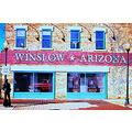 Arizona Winslow Rt66 Tourism
