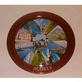 challenge77 round plate kitchen 2007 souvenir azores views theme