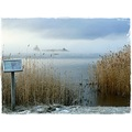 fog winter seascapes Finland