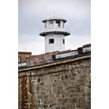easternstate penitentiary philadelphia pa prison wall tower