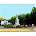 just some summer photo ...... subotica, downtown ......