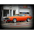 1970 Dodge Challenger Pony Car American Muscle