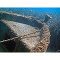 Small wreck Cala Figuera Diving