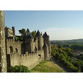 Castle buildingfriday france Carcassonne