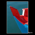 boat detail colour sea summer kalloni skala lesvos greece