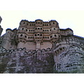 The fort at Rajasthan India