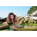 girl woman wife fun beach summer sea varna bulgaria nikon sigma sb600