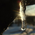 sunset icicle garen reflectionthursday