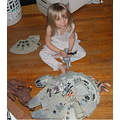 Guess who found my Star Wars stash
