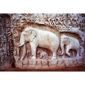 india mahabalipuram sculpture elephant indix mahax sculin elepx