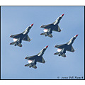 stlouis missouri us usa SAFB sport air show stunt jet Thunderbirds 092108 2008