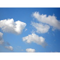 blue sky clouds lubranco