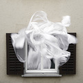 wind curtain white magical atmosphere air blow soft window movement overlay