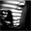 portrait black white light face people woman girl composition keit