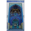 mosque gonabad darvish architecture art persian iran old historic