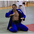 Judo WPFG BCIT Burnaby BC Canada International