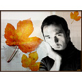 photoshop autumn portrait