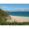 Porthcurno Beach Cornwall England Rob Hickey 2011